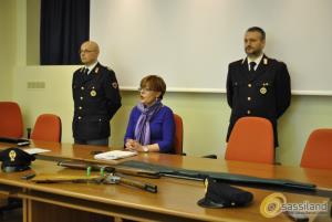 Conferenza stampa in Questura su arresto Luciano Rondinone