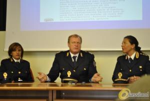 Conferenza stampa Polizia Postale su pedopornografia - 28 settembre 2015 (foto SassiLand) - Matera