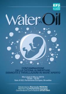 Convegno �Water vs Oil� - Matera