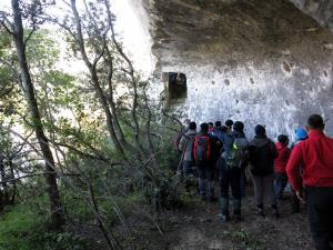 Escursione Trekking Falco Naumanni - Matera