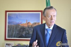 Giuseppe Attimonelli Petraglione (foto SassiLand) - Matera