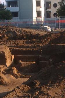 Gli scavi archeologici di Policoro - (foto Antonio Franchino) - Matera
