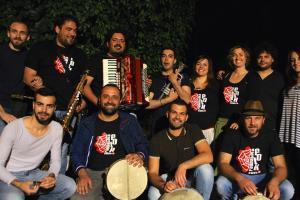 I Ragnatela Folk - Matera