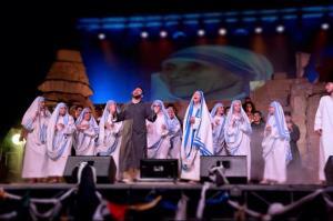 """Il recital """"Madre Teresa, una matita nelle mani di Dio""""  - Matera"""