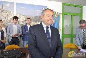 Il sindaco di Matera Raffaello De Ruggieri (foto SassiLand) - Matera