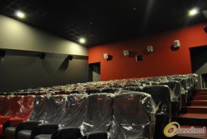 In esclusiva per SassiLand l'interno di una sala del Red Carpet (foto SassiLand) - Matera
