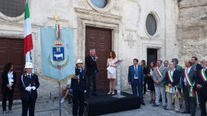 Inaugurazione di Girolio d´Italia 2015