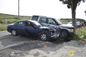 Incidente sulla Matera-Laterza - 6 maggio 2015 (foto SassiLand)