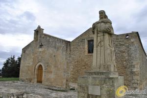 La Chiesa di San Salvatore a Timmari - Matera (foto SassiLand) - Matera