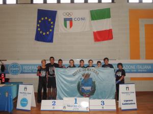 La Dynamic Center al �Trofeo CONI 2015� - Matera