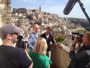 La serie tv Inglese,Grand Designs, sceglie Matera - Matera