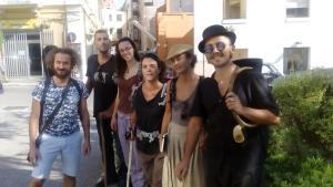 Lucania Walk in progress.Miti in musica lungo i sentieri della Basilicata - Matera
