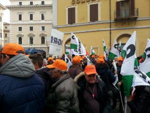 Manifestazione Copagri a Roma - Matera