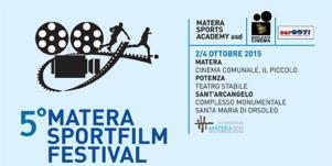 Matera Sport Film Festival 2015 - Matera