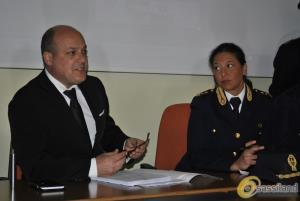 Nicola Fucarino e Luisa Fasano
