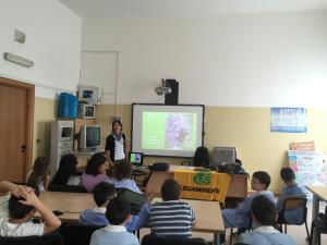 """Percorso di educazione ambientale """"A scuola di biodiversit�"""" a Pisticci - Matera"""