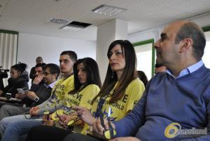 Presentazione del progetto �Corriamo insieme per Matera� - 28 febbraio 2015 - Matera