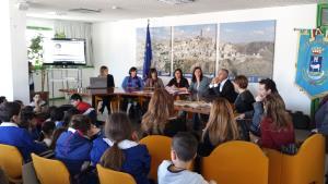 Presentazione del Progetto RAEE@scuola  - Matera