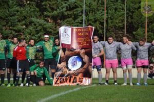 Rugby, testimonial per campagna di sensibilizzazione per le donne vittime di violenza - Matera