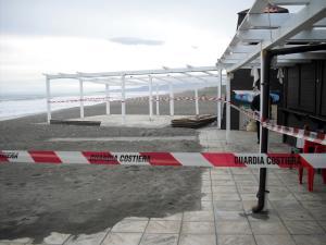 Stabilimento balneare - Matera