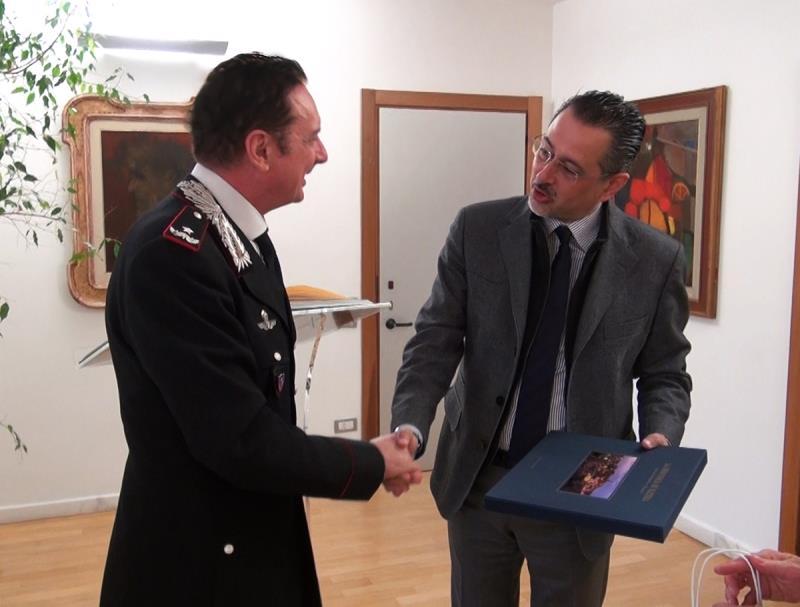 Alfonso di Palma e Marcello Pittella