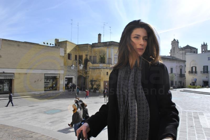 Anna Valle a Matera (foto SassiLand)