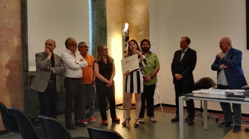 """Asm, menzione speciale Premio Nazionale """"Aldo Fabbris"""" 2016 al Servizio Dipendenze Patologiche"""
