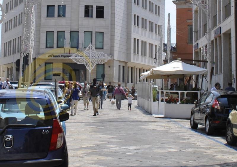 Centro città dei Sassi (foto SassiLand)