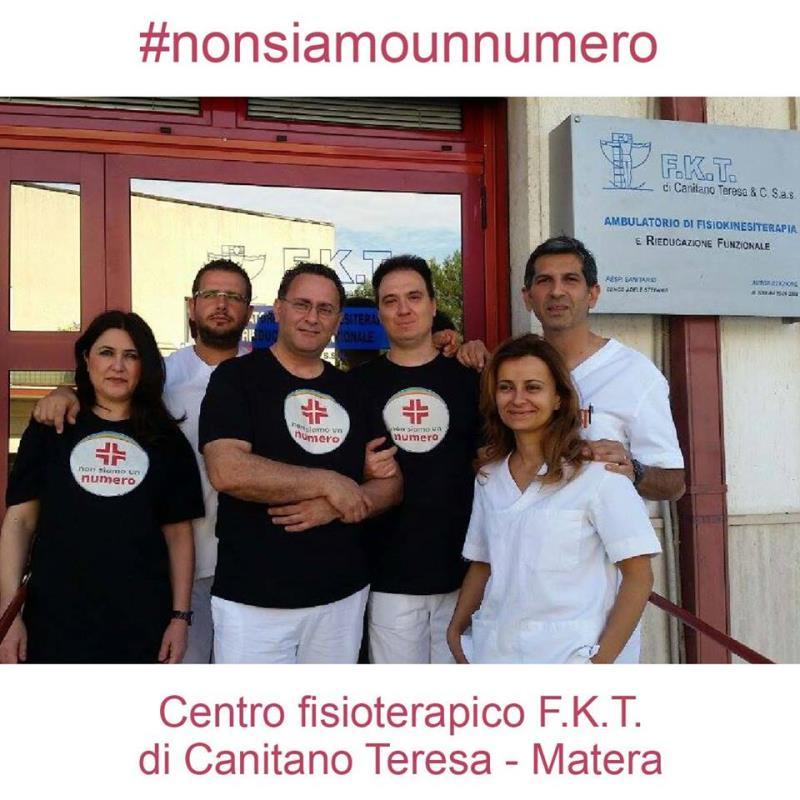 Centro Fisioterapico Fkt di Teresa Canitano a Matera