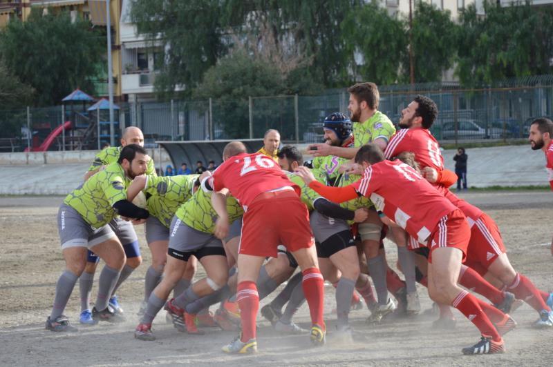 Draghi BAT vs Contabilo Murgia Rugby