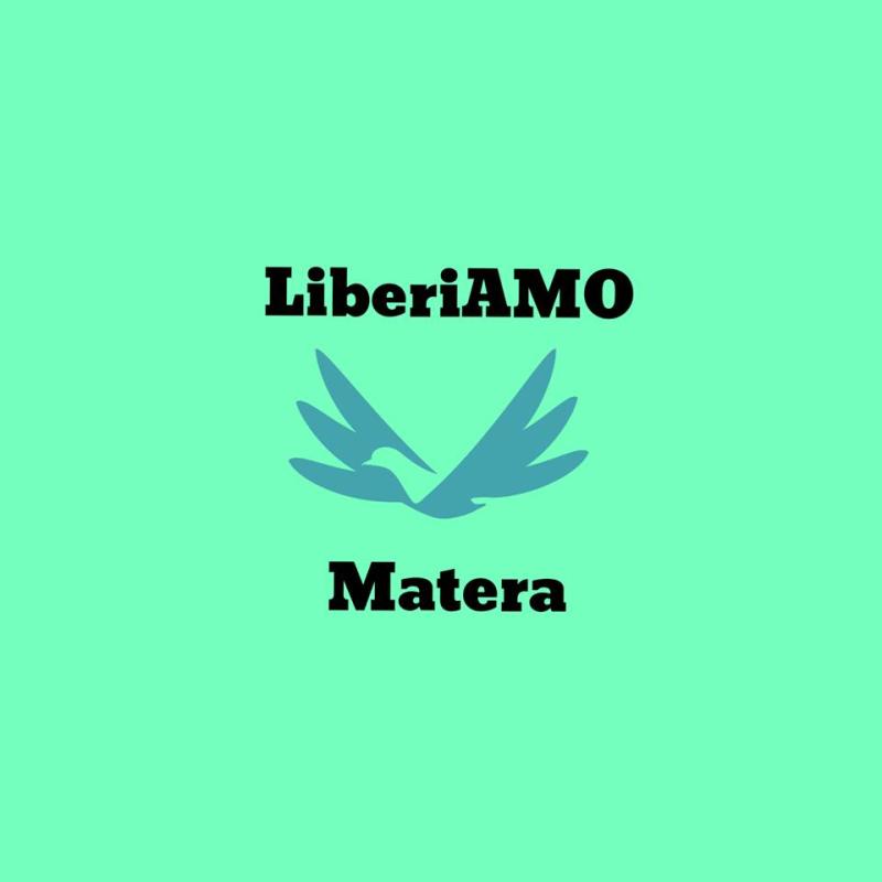 Il logo di Liberiamo Matera