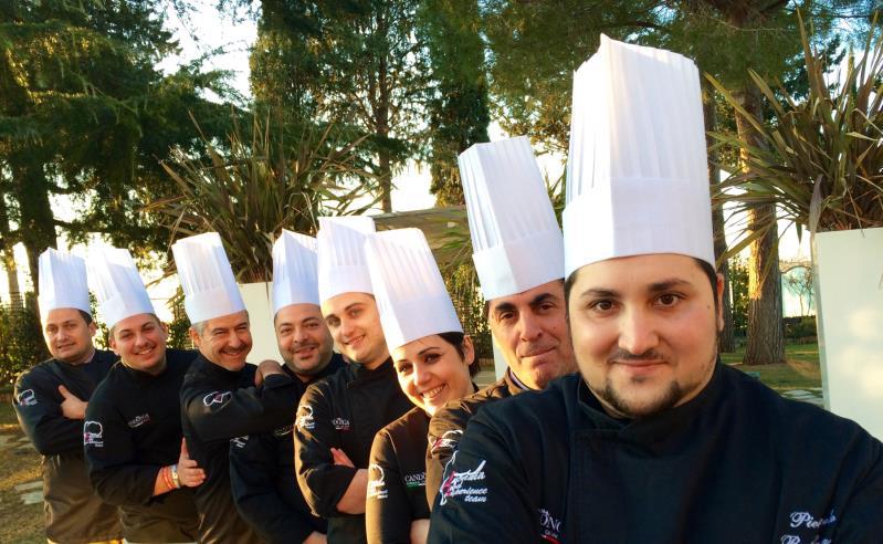 Il Lucania Food Experience team a Sanremo per promuovere la Basilicata