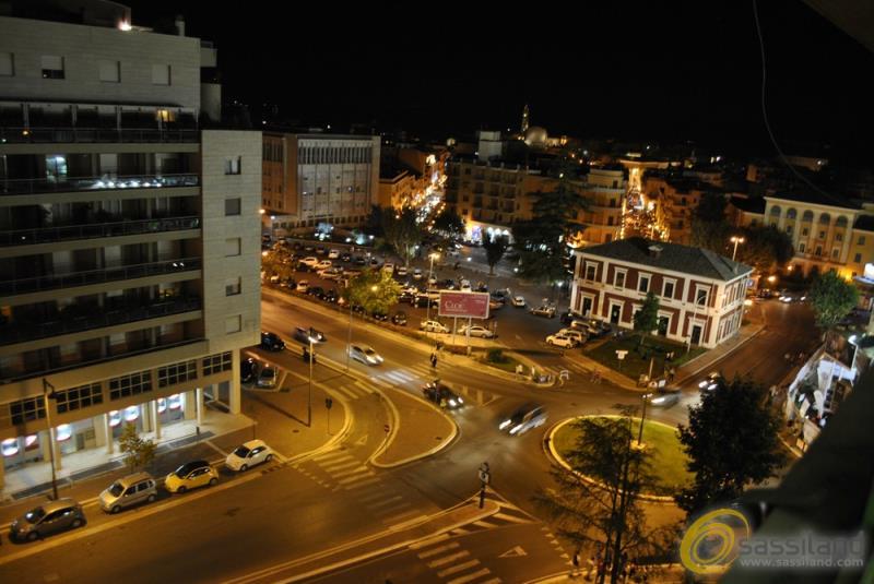 Piazza Matteotti vista dall´alto (foto SassiLand)