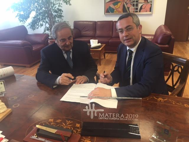 Raffaello De Ruggieri e Matteo Colamussi