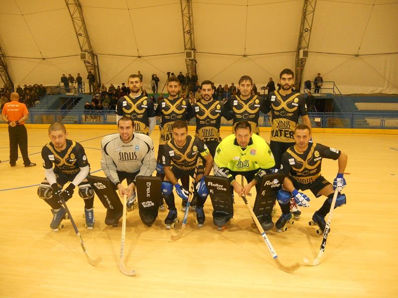 Sinus Hockey vs Cerceda a Matera