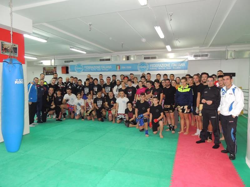 Sparring Day alla Dynamic Center
