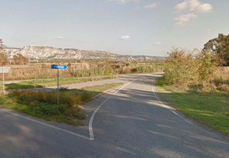 Strada provinciale di Marone - Tursi