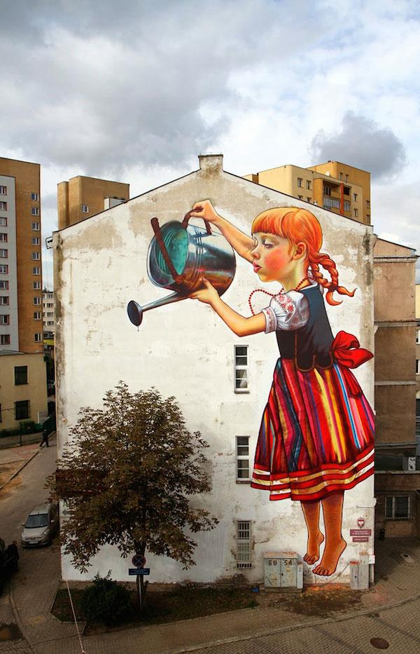 Street art nel mondo