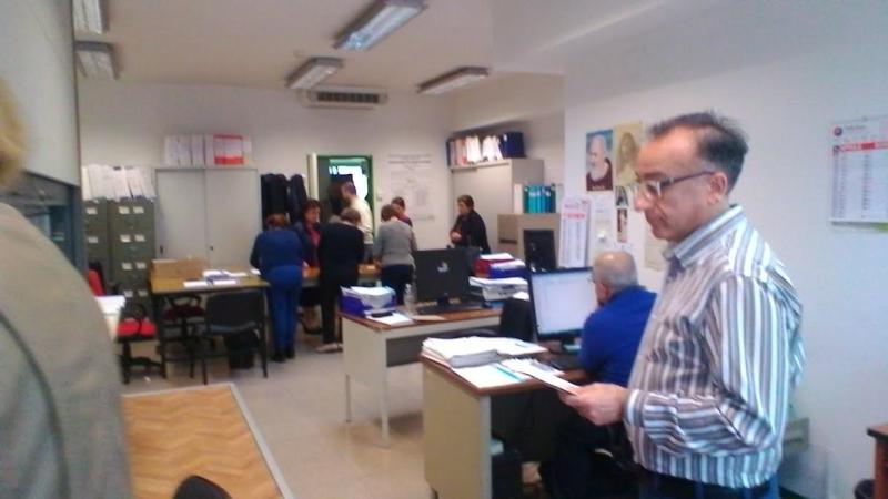 Ufficio elettorale Matera