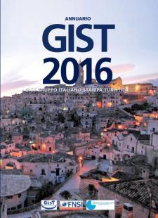 Copertina GIST 2016 - Matera