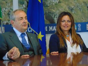 Raffaello De Ruggieri e Paola D´Antonio