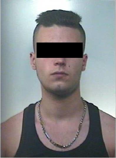 22enne arrestato dai Carabinieri - 22 febbraio 2017
