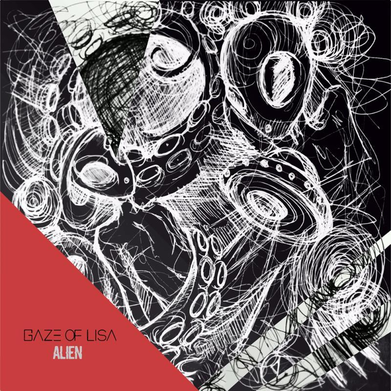 Alien - Gaze of Lisa, Cover