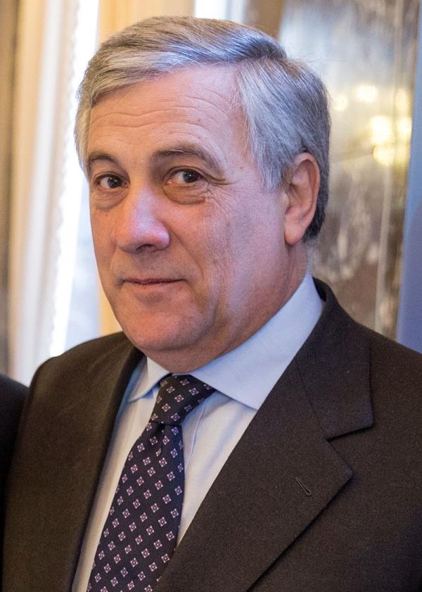 Antonio Tajani (foto Di European People´s Party - Flickr.com, CC BY 2.0, https://commons.wikimedia.org/w/index.php?curid=55097777)