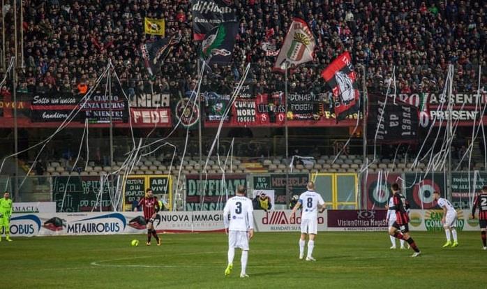 Gara Foggia vs Matera