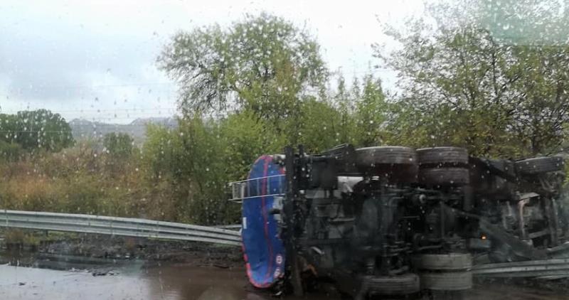 Incidente sulla S.S.407 Basentana