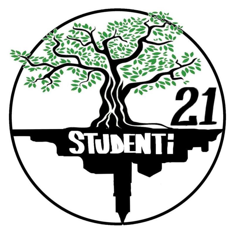 """Logo del movimento """"Studenti 21"""""""