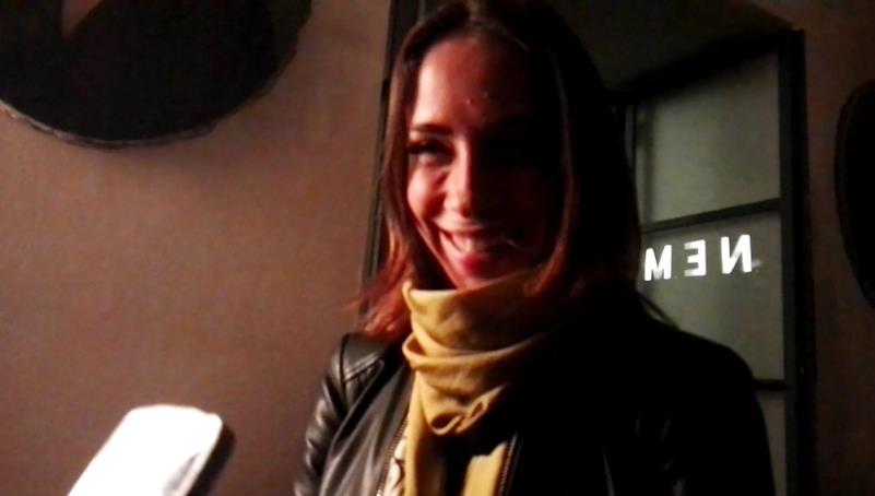 """Malena a Matera: """"Vorrei seguire le orme di Moana Pozzi"""". Video intervista"""