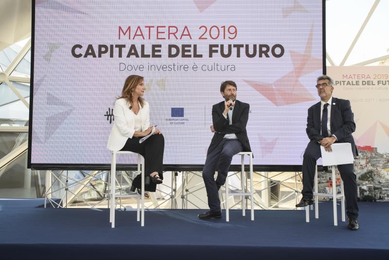 Matera 2019, Capitale del futuro