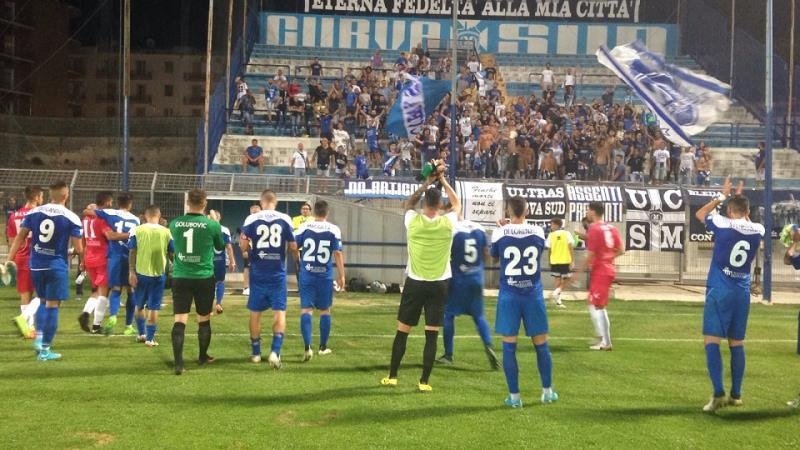 Matera Calcio vs Akragas